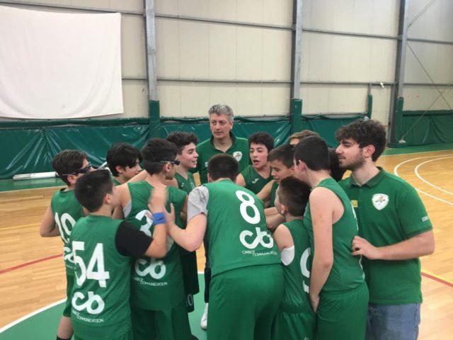La Vito Lepore conclude in bellezza la Fase Oro del campionato regionale categoria U13