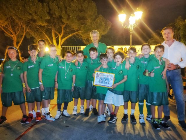Ottimo quinto posto per i nostri aquilotti alla settima edizione della Ionic Cup.